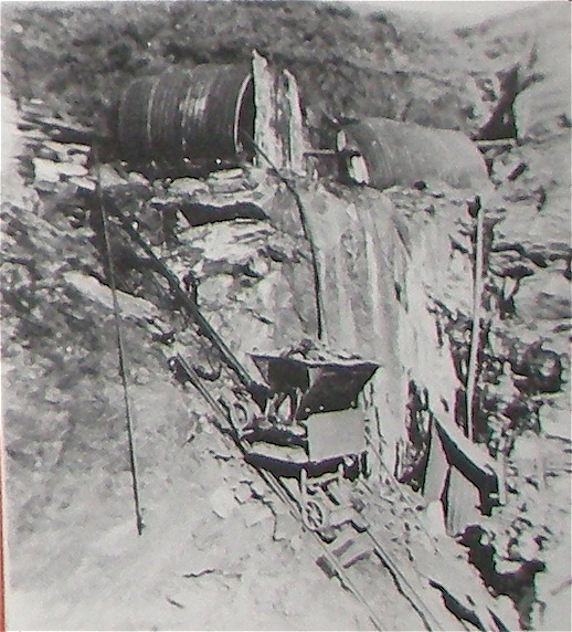 Balvicar Quarries 1950s - still in production