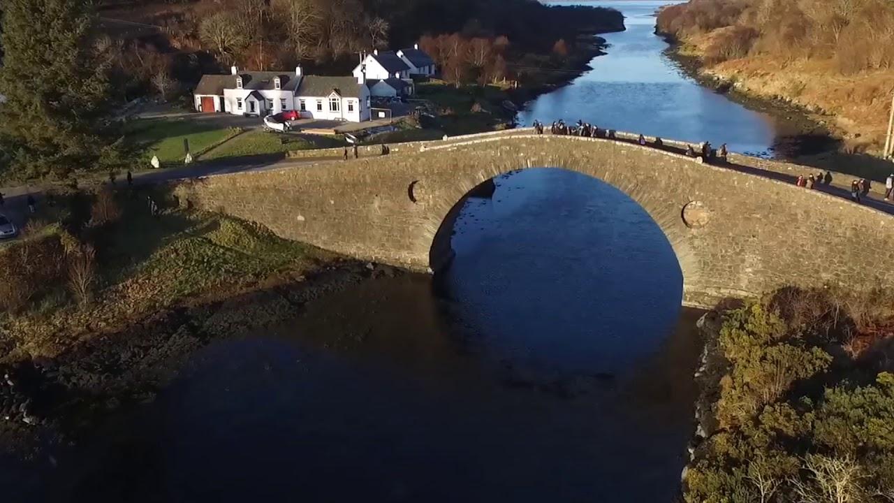 The Atlantic Bridge to the Isle of Seil